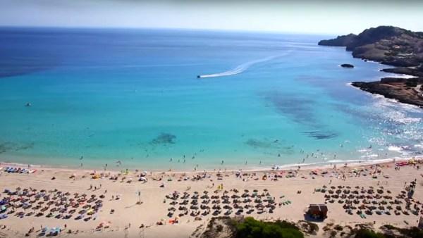 Cala Agulla, Mallorca