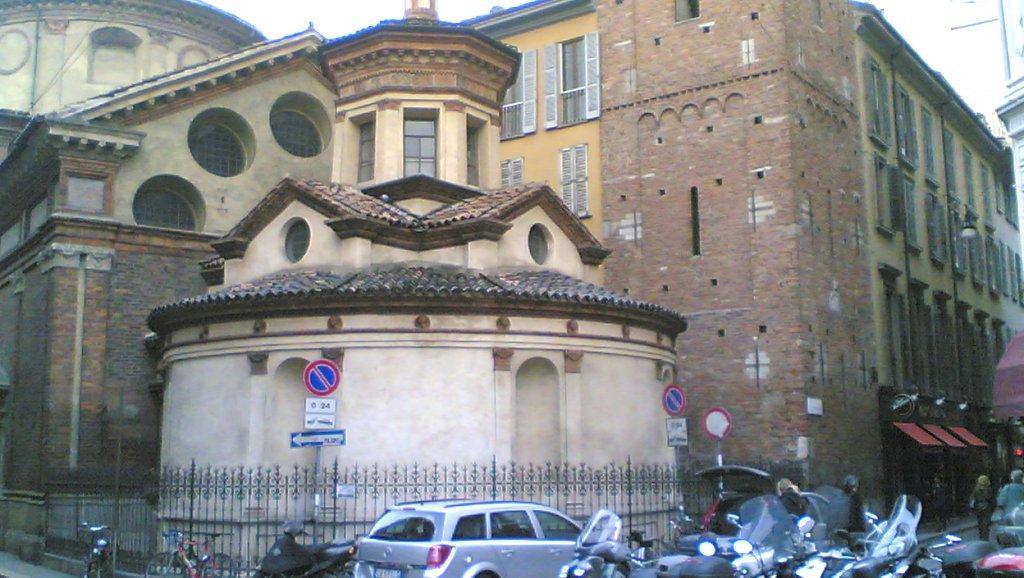 Milano Italia  CiaoMilano  Santa Maria presso San Satiro