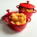 Paprika garlic mashed potato