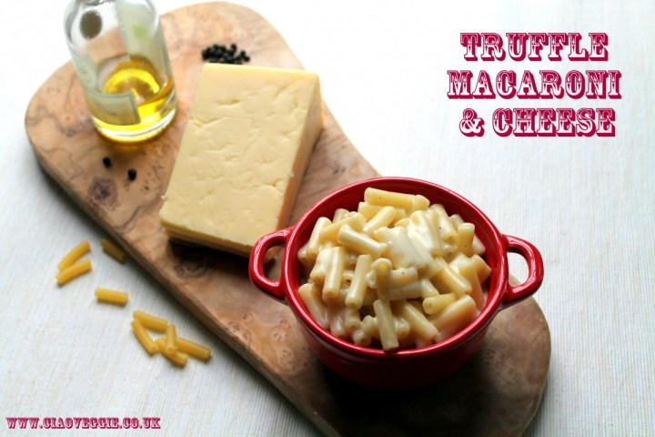 truffle macaroni & cheese