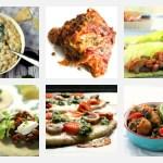 25 Easy Vegetarian Dinners (+ happy news)