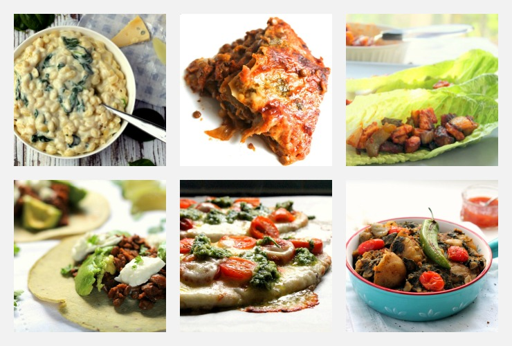 easy-meals-collage