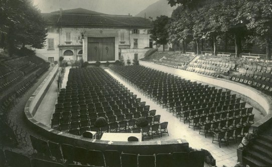 Arena teatro Sociale