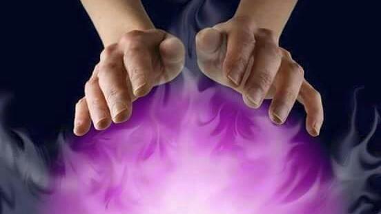 silvervioletta flamman