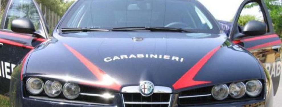 Auto carabinieri