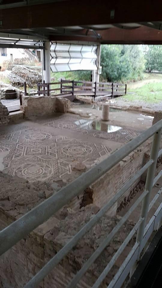 Comune di Casignana - villa romana