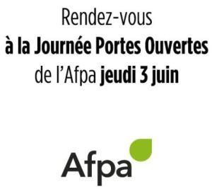 #JPO AFPA 3 juin 2021