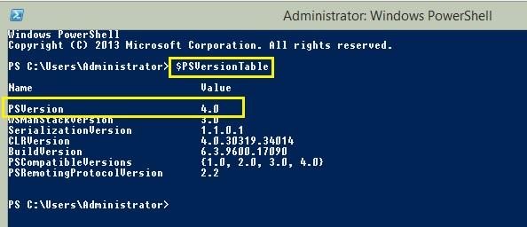 Como executar Script no Powershell v4 através do SQL Server Agent? (5/6)