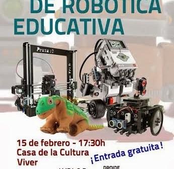 exhibicion robotica viver