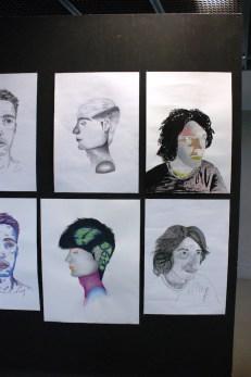 "Desenho ""Retrato"""