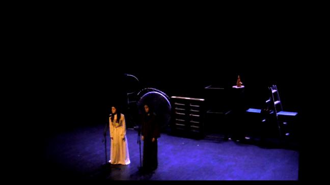 """""""Parábola"""", de Álvaro Feijó, pela Oficina de Teatro da Secundária de Lousada"""