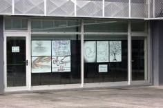 10.ºG expõe desenhos Pessoa Biblioteca