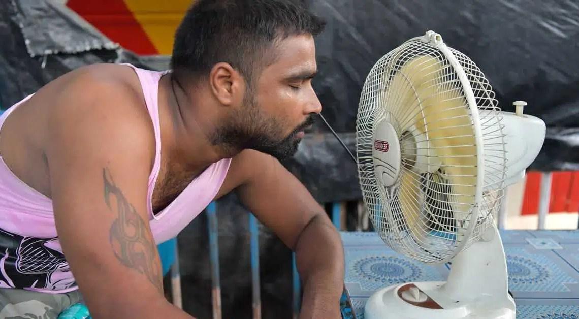O que acontece quando o calor extremo colide com uma pandemia?