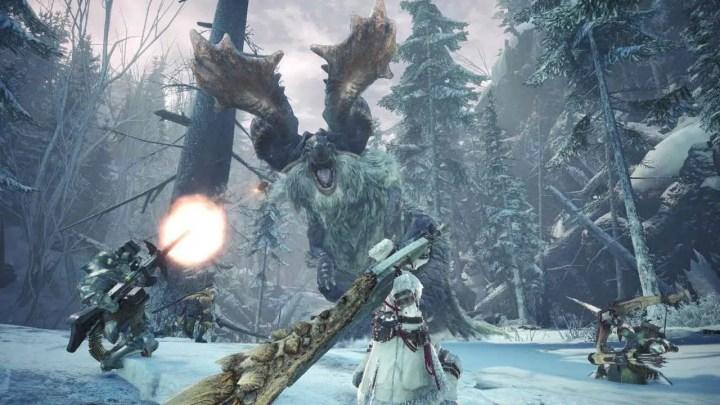 Monster Hunter World: Iceborne vende 5 milhões de cópias