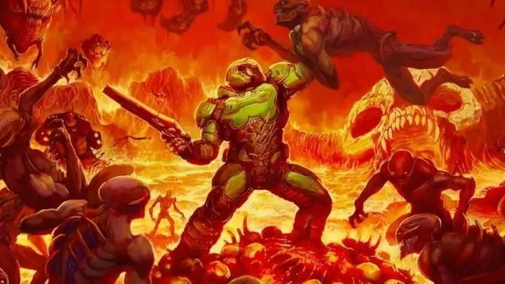 Doom (2016) custa US $ 5,59 no negócio incrível de Flash (Steam)