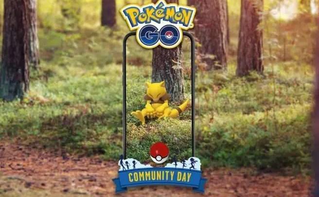 Pokemon Go: Dia da Comunidade Abra suspenso