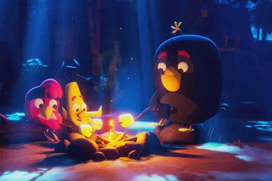 Os Angry Birds estão recebendo sua própria série animada da Netflix