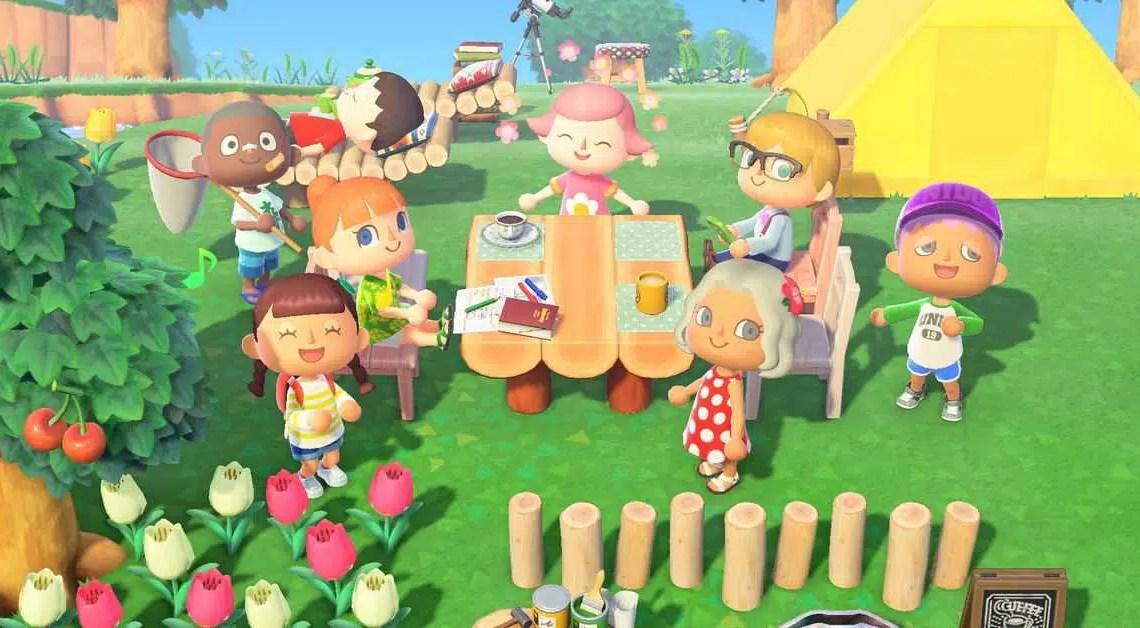 Animal Crossing autoriza Nintendo a registrar vendas de Switch no Japão