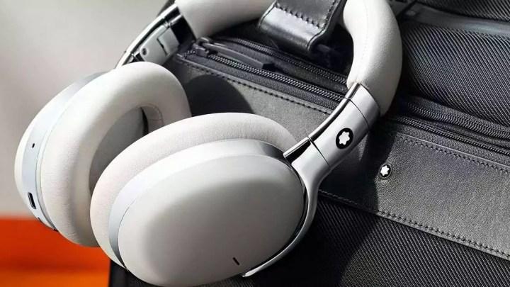 Montblanc anuncia novos fones de ouvido inteligentes e smartwatch Summit 2 Plus