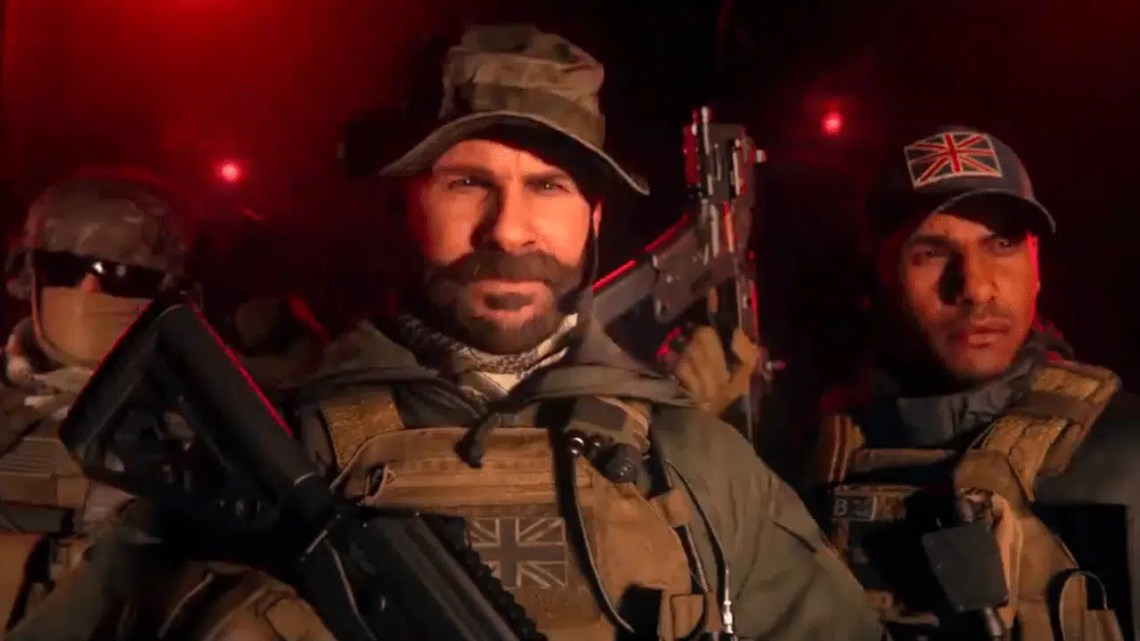 Call Of Duty: Modern Warfare Season 4 Data de Início [Delayed]