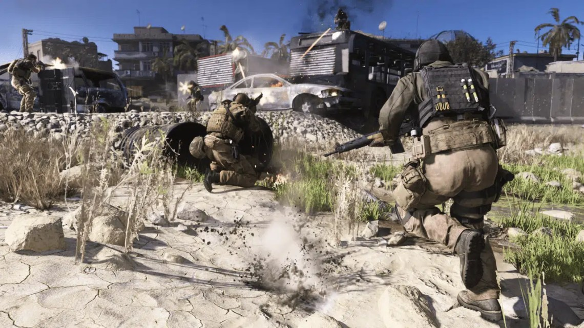 Call Of Duty: Modern Warfare e Warzone Season 4 atrasado por respeitar protestos