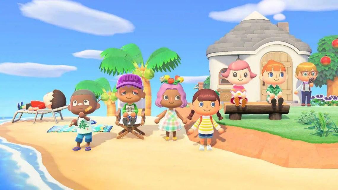 Animal Crossing: New Horizons Lista de Receitas de Conchas de Verão