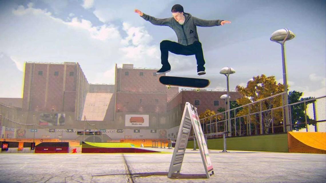 A influência de Tony Hawk's Pro Skater é totalmente explorada no próximo documentário