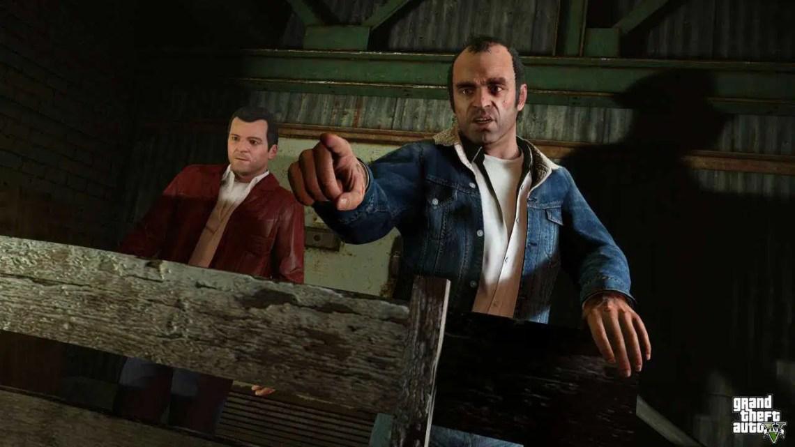 """GTA 5 chegando ao PS5 e Xbox Series X em 2021, será """"expandido e aprimorado"""""""
