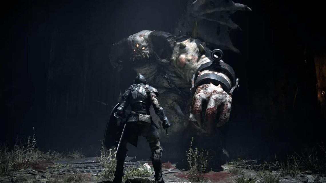 Remake de Demon's Souls anunciado durante evento de revelação do PS5, veja as impressionantes capturas de tela