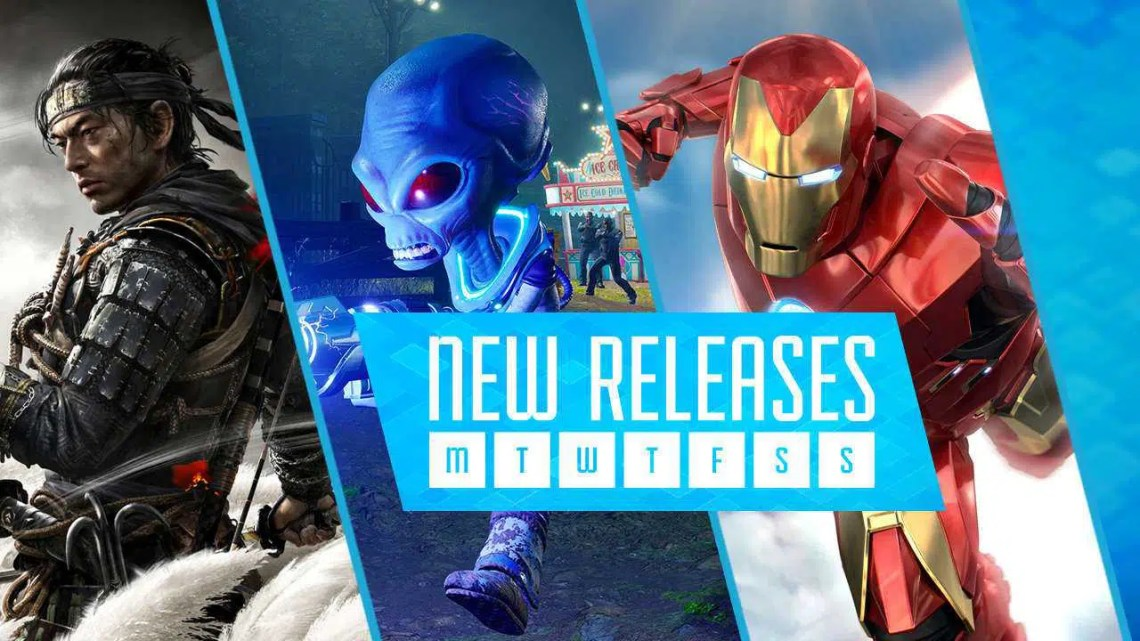 Principais lançamentos de videogame no Switch, PS4, Xbox One e PC este mês – julho de 2020