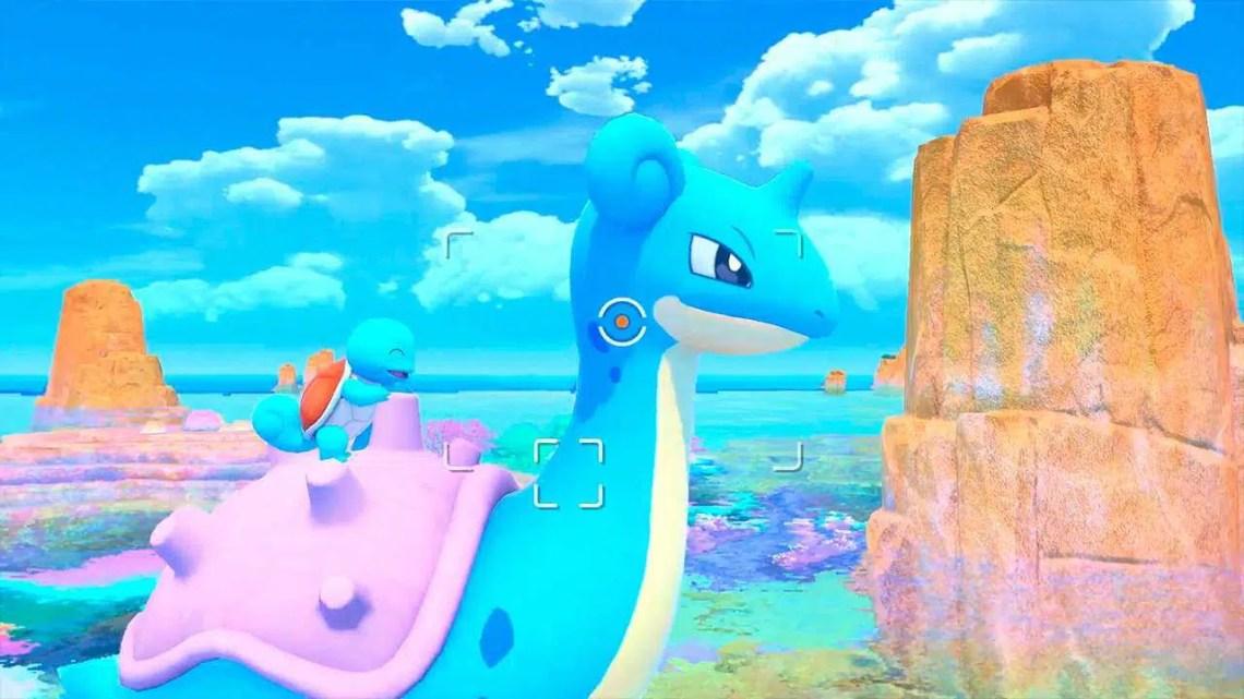 Novo Pokemon Snap está chegando ao Nintendo Switch