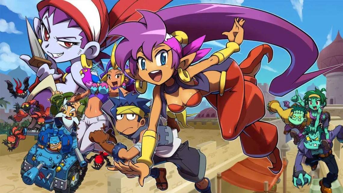 Novo Game Plus Expo: Steam oferece descontos Bloodstained: Curse of the Moon, Shantae e muito mais
