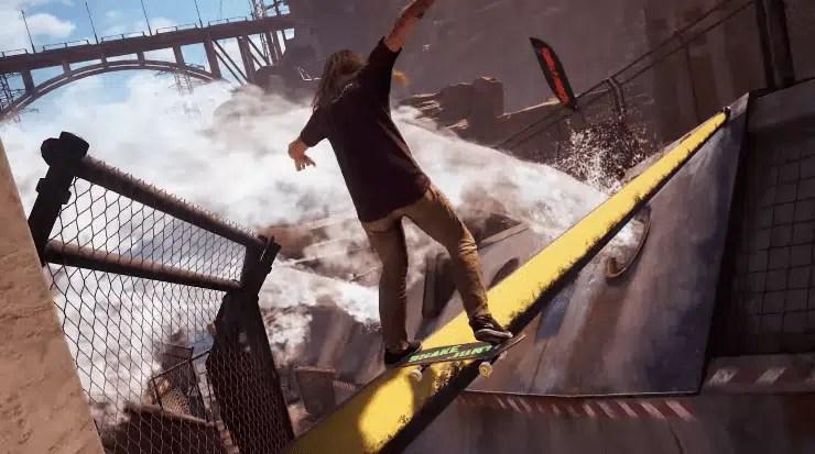 Pro Skater 1 + 2 de Tony Hawk Remaster adiciona mais oito skatistas, vê-los em um trailer de jogabilidade
