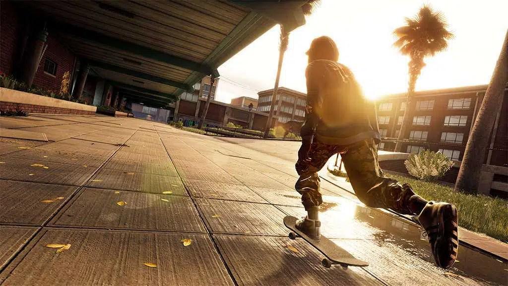 Pro skatista de Tony Hawk, novato Shane O'Neill: os jogos me ajudaram a aprender a patinar