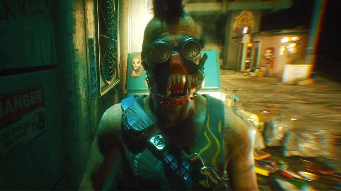 Explica-se a jogabilidade de Cyberpunk 2077 Braindance    Fio da cidade à noite