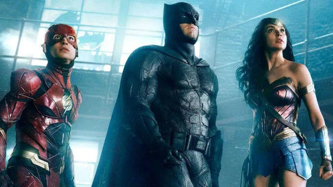 Liga da Justiça e outros filmes da DC não deixarão a HBO Max em julho, afinal