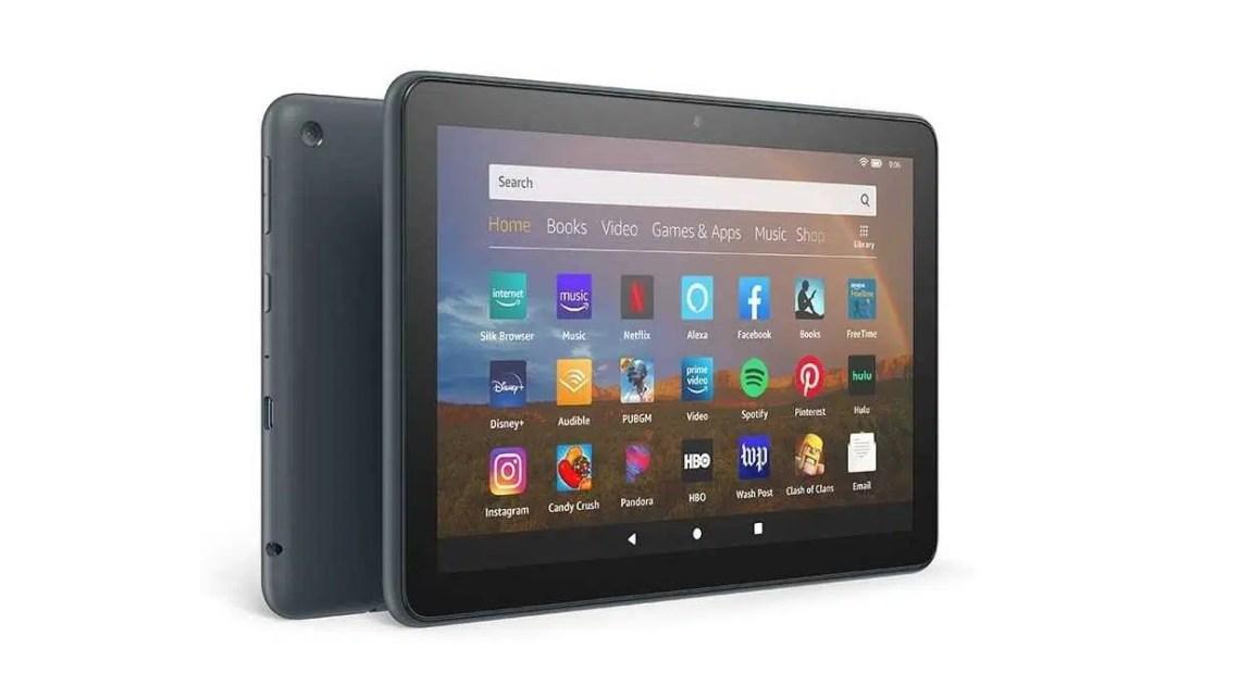 Os novos tablets Fire 8 HD da Amazon já custam US $ 30 hoje