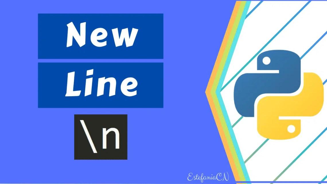 Nova linha do Python e como imprimir em Python sem uma nova linha