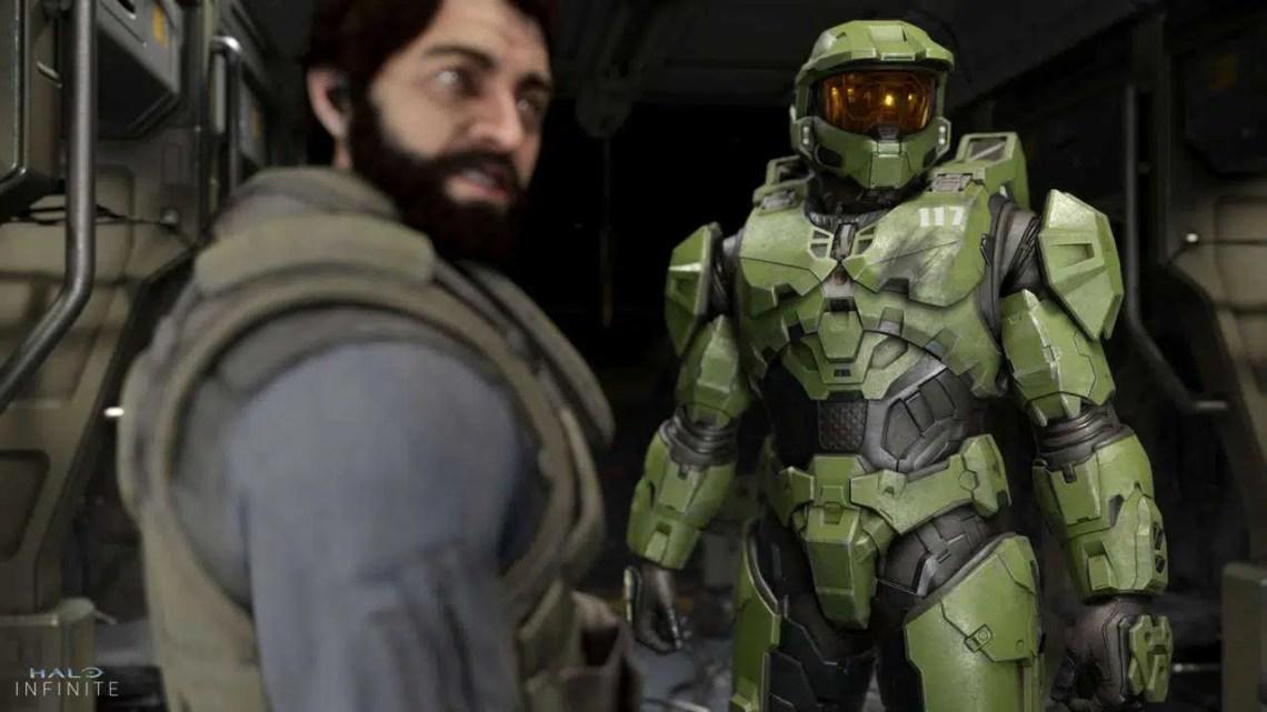 """Halo Infinite Dev pede aos fãs que """"segurem firme"""" as notícias após o atraso"""
