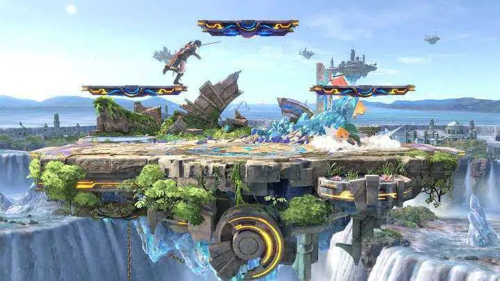 Super Smash Bros. Ultimate Update 8.1.0 está disponível e adiciona um novo estágio gratuito