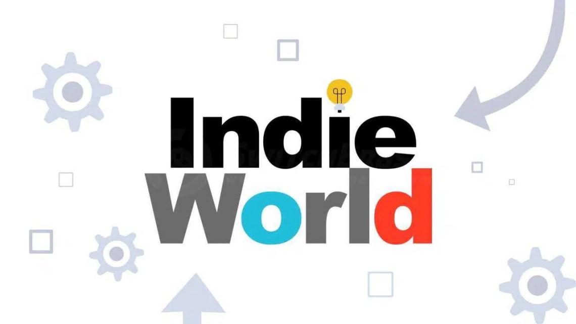 Stream do showcase da Nintendo Hosting Indie World esta semana