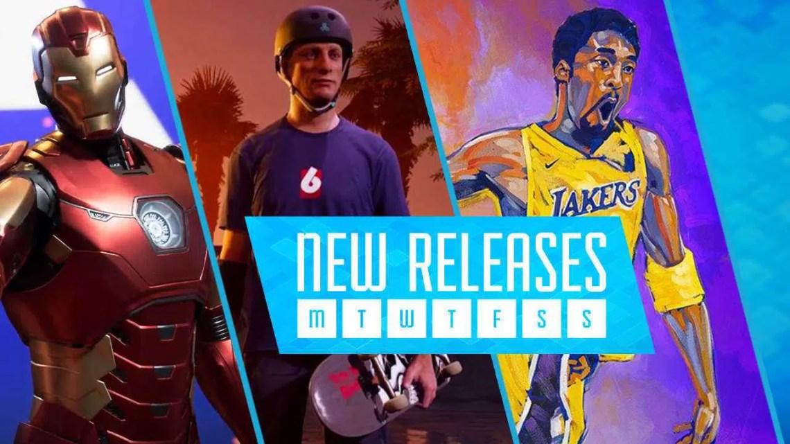 Novos videogames lançados no switch, PS4, Xbox One e PC este mês – setembro de 2020