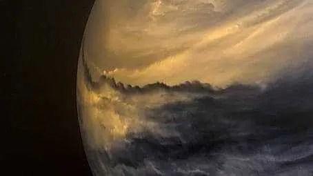 Gás fosfina encontrado em Vênus que pode indicar sinais de vida