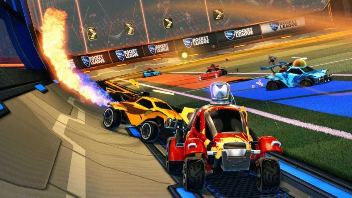 Rocket League não exigirá Nintendo Switch e assinaturas online do PlayStation 4