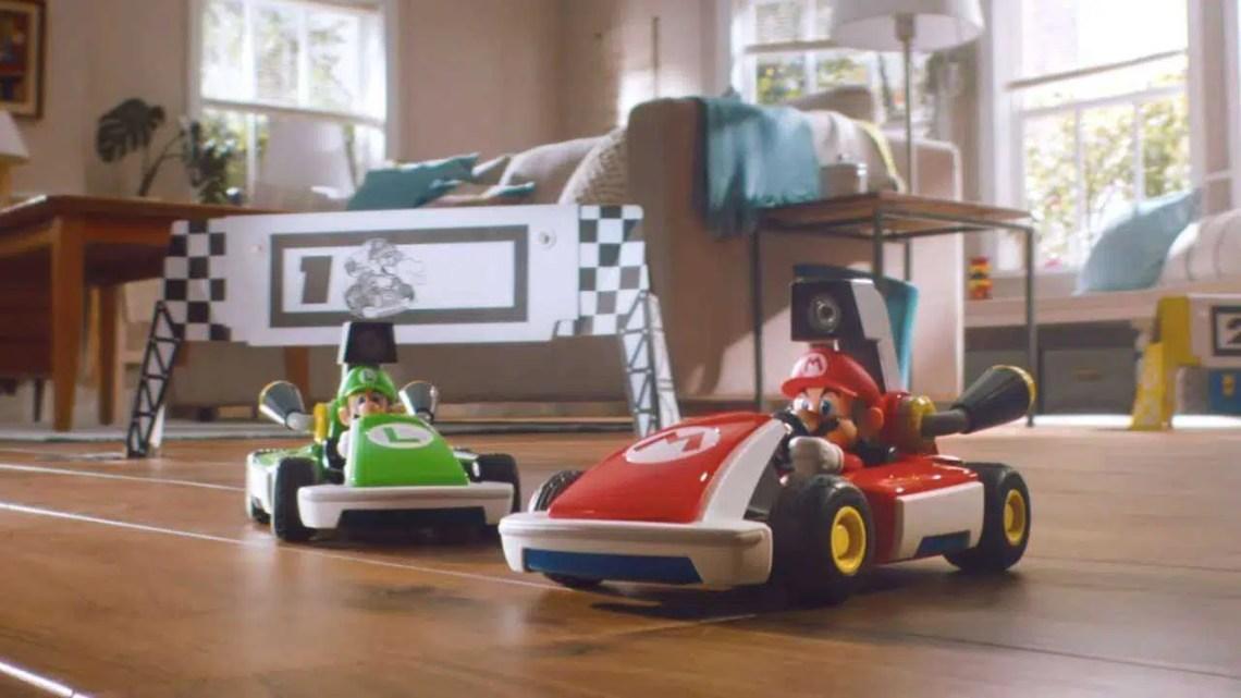 Mario Kart Live: o circuito doméstico permite que você transforme sua sala em uma pista de corrida