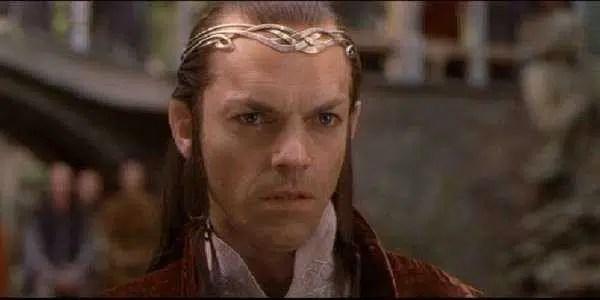 Hugo Weaving realmente não quer brincar de Elrond do Senhor dos Anéis de novo