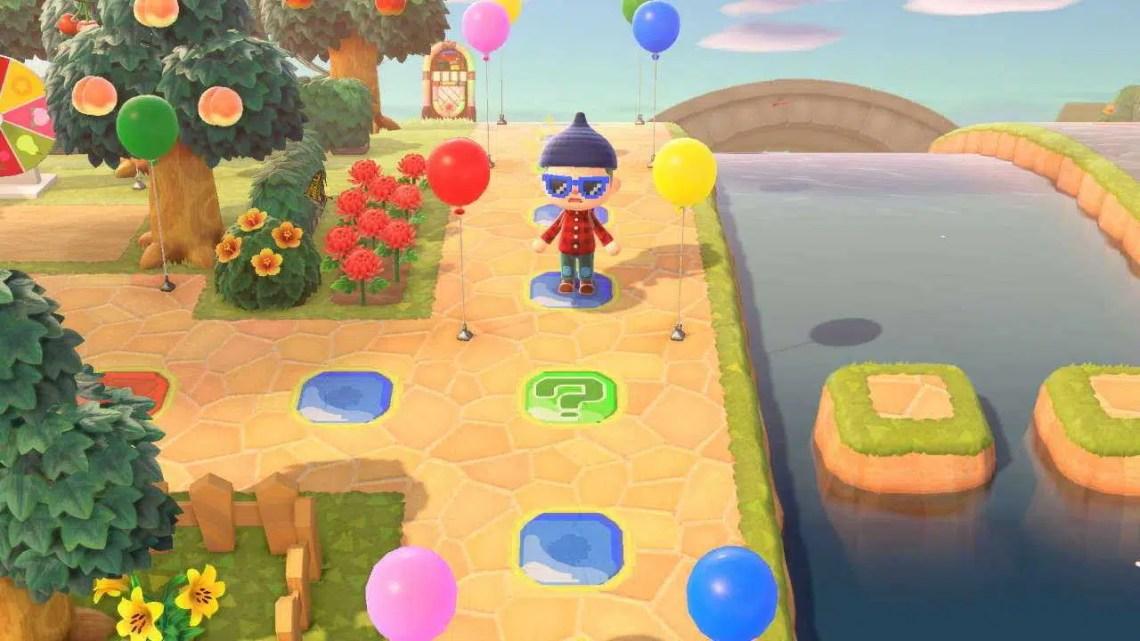 Animal Crossing: New Horizons Player transforma a ilha no tabuleiro de Mario Party