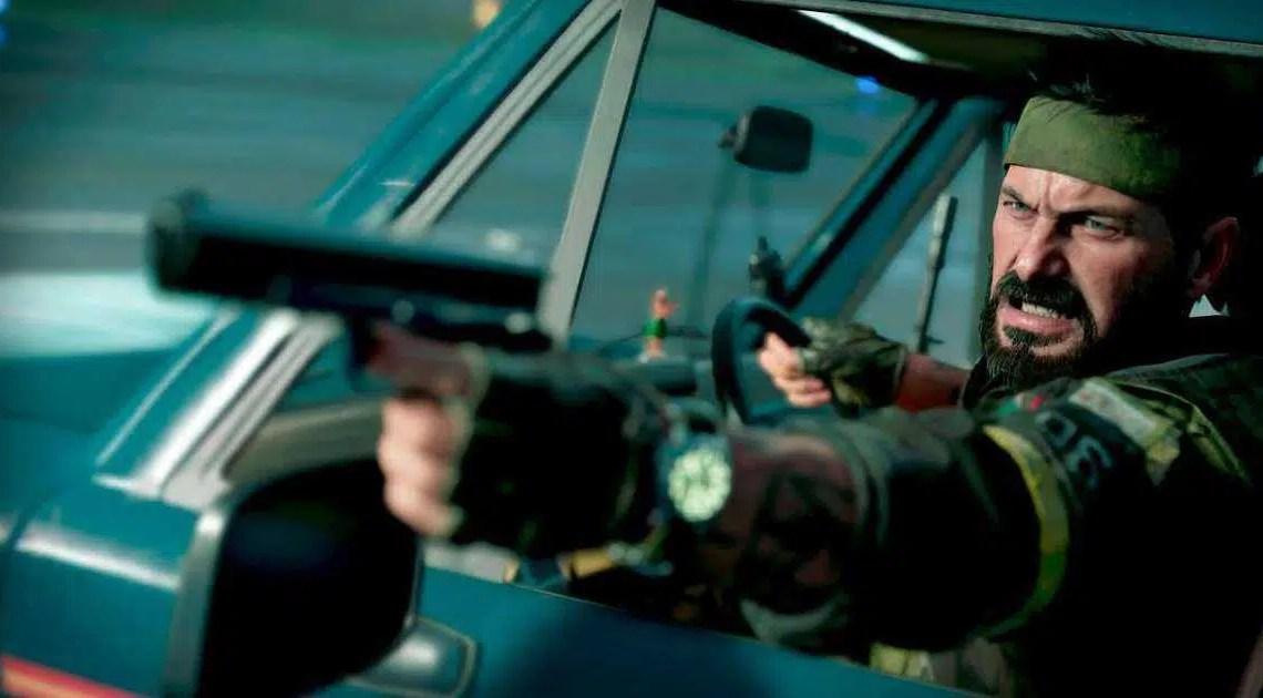 Call Of Duty: Trailer de revelação de multijogador da Black Ops Guerra Fria mostra combate veicular baseado na água