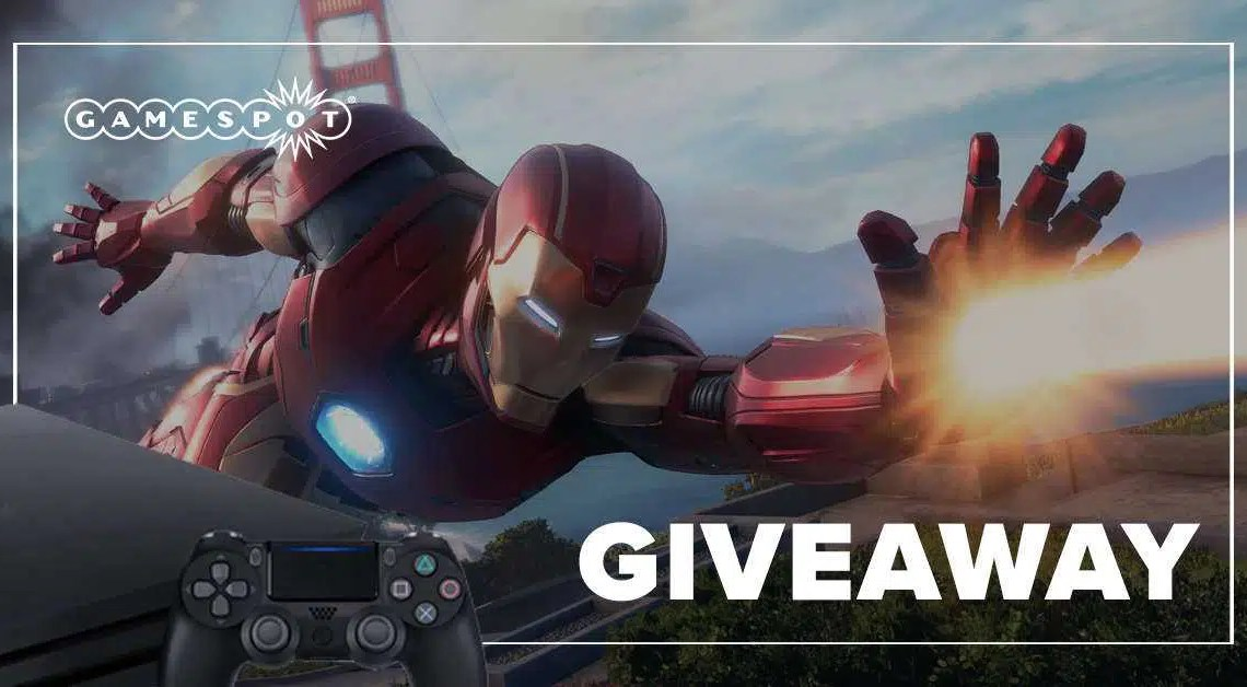 GIVEAWAY: Ganhe um PS4 Pro com os Vingadores da Marvel *