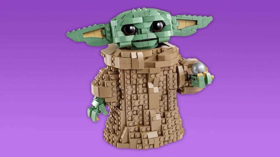 Conjunto de Lego do bebê Yoda revelado: faça o bebê mais bonito com tijolos, você vai